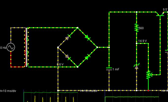Онлайн симулятор схем